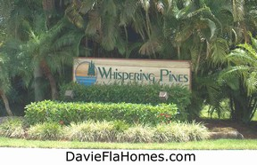 Whispering Pines in Davie Florida